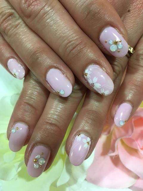 桜ネイル.JPG